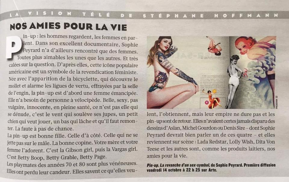 Figaro Magazine - 14/10/2016